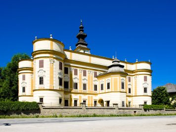 Markusovce Castle, Slovakia
